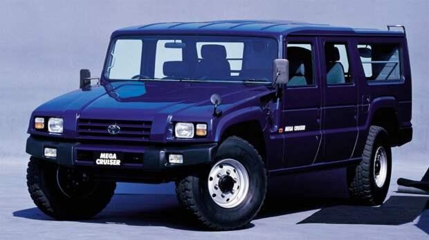 Самые необычные японские машины повышенной проходимости авто, автодизайн, внедорожник, вседорожник, джип, дизайн, япония, японский автопром