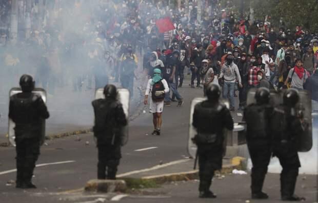 Бурлящий континент на пороге «латиноамериканской весны»?