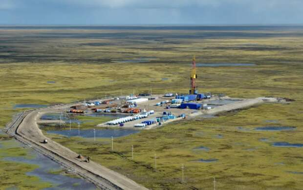 """""""Русгаздобыча"""" ведет с """"Газпромом"""" переговоры по Тамбею, надеется на решение в свою пользу"""