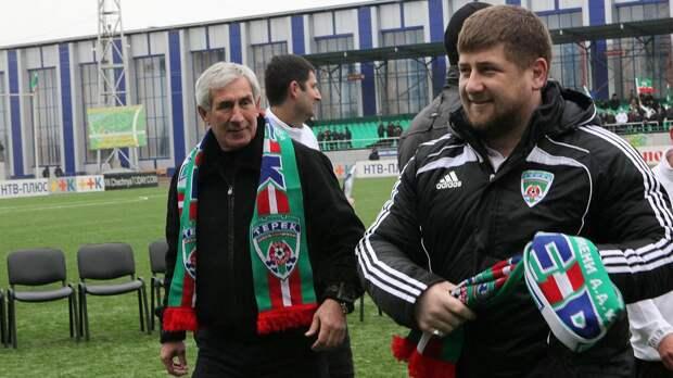 В «Ахмате» ответили на слова Дзюбы об «угнетающей атмосфере» в Грозном