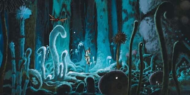 7 самых недооцененных мультфильмов от студии Хаяо Миядзаки