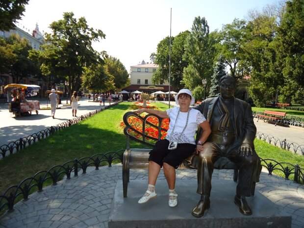 Фотоконкурс: пенсионерка с Рязанского проспекта съездила к Утесову