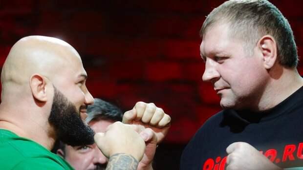 Баста: «Я бы не взялся за организацию боя Александра Емельяненко с Джиганом»