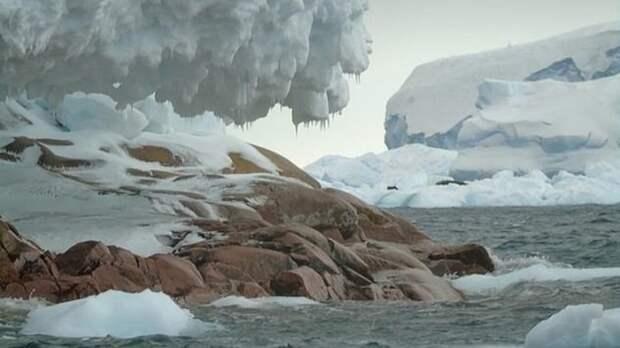 В Антарктиде обнаружен остров из гранита
