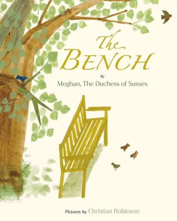 Меган Маркл написала первую книгу