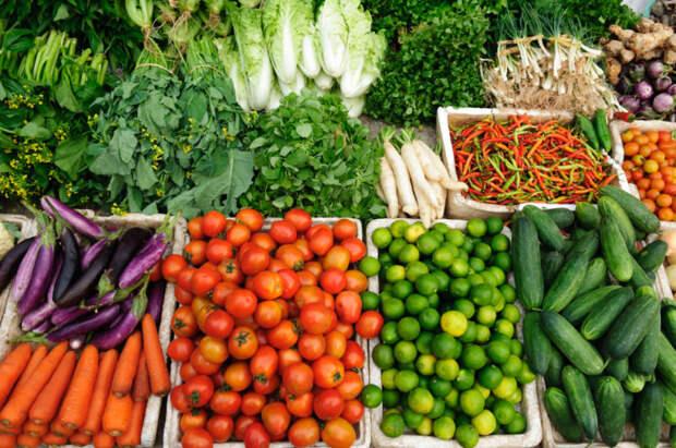 Где лучше покупать продукты: на рынке или в супермаркете