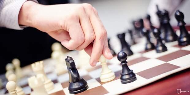 Команда района вошла в тройку лучших на окружных соревнованиях по шахматам