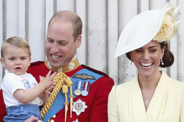 Принц Уильям и Кейт Миддлтон рассказали об увлечениях своих детей