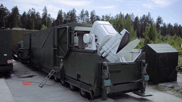 """Россия разработала лазерный комплекс для уничтожения беспилотников """"Байрактар"""""""