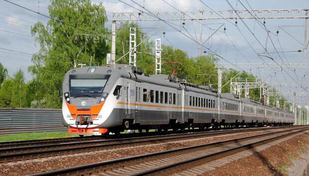 Электропоезда ЦППК перевезли почти 750 тысяч человек 24 июня