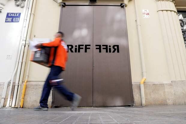 Испанские курьеры недовольны новым законом