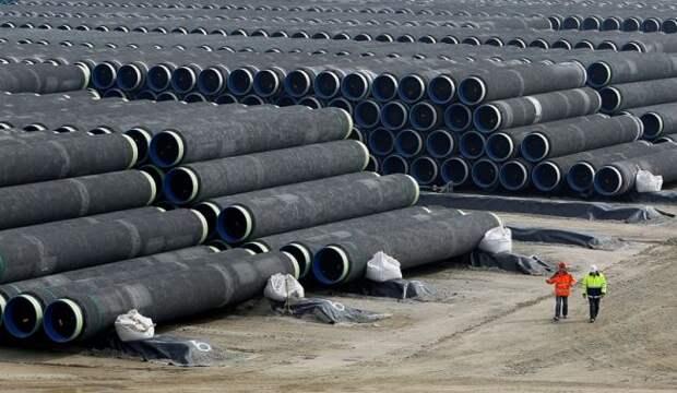 США пытаются похоронить «Северный поток— 2» шантажом немецких компаний