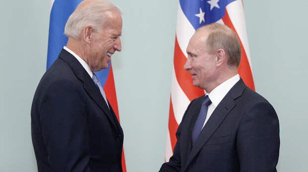 Песков: Место встречи Путина и Байдена пока не определено