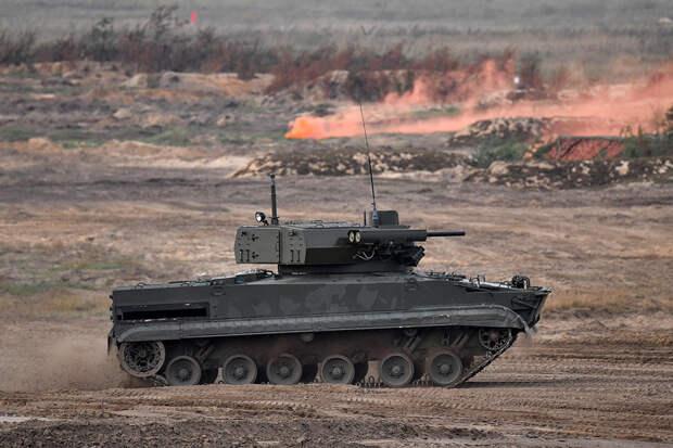 Незаметная революция: в Польше обратили внимание на российскую БМП Б-19
