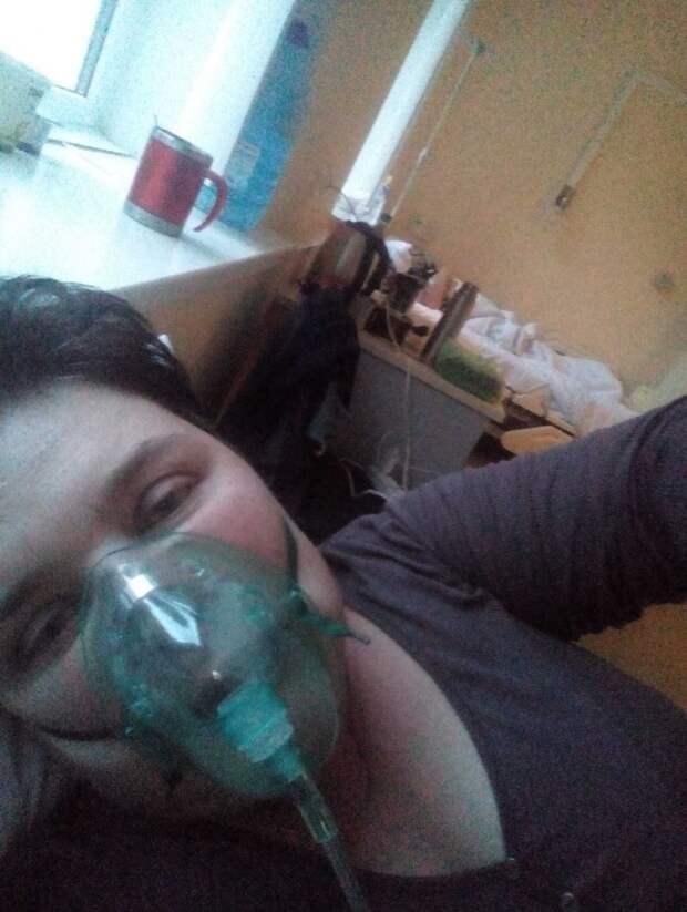 В Сети появились жуткие свидетельства о лечении COVID-19 в Александровской больнице Киева