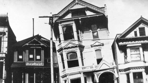 3 тысячи погибших: 115 лет разрушительному землетрясению в Сан-Франциско