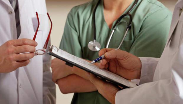 Около 31 тыс человек получили консультации в подмосковных центрах здоровья с начала года