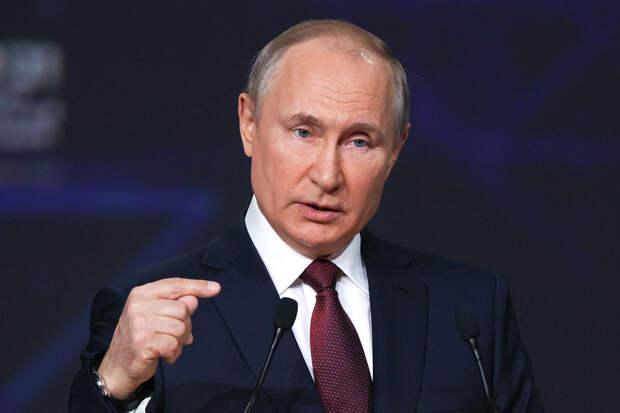 Путин рассказал, когда россияне смогут свободно ездить в Европу