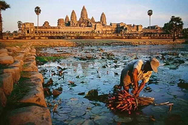 Камбоджа — экзотическое королевство грёз