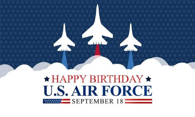 Правильно, не рисовать же на поздравлениях F-35