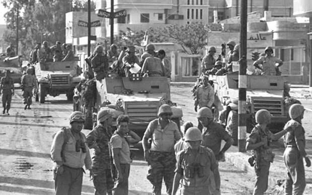 Армия Израиля — ЦАХАЛ, маленький да удаленький