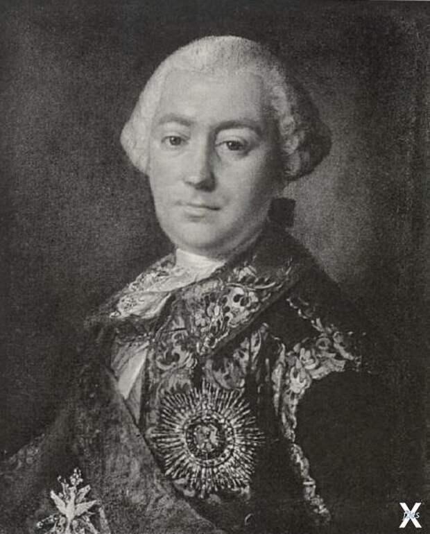 Александр Шувалов (1746−1761)