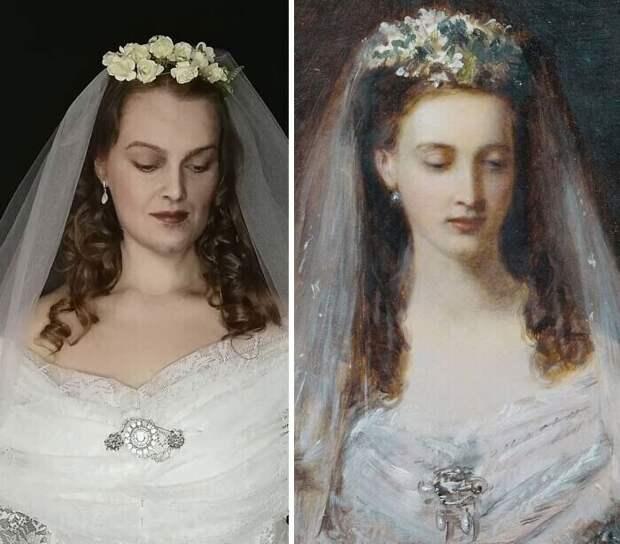 "30. Уильям Пауэлл Фрит ""Александра, принцесса Уэльская"" (1867)"
