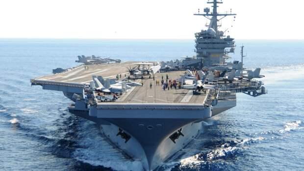 TheNational Interest (США): чтодумает Россия оперспективах американских авианосцев