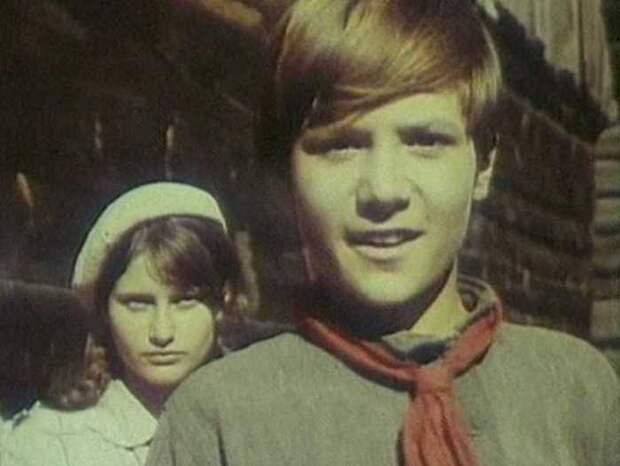 Кадр из фильма *Бронзовая птица*, 1974 | Фото: kino-teatr.ru