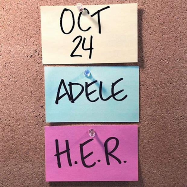 Адель станет ведущей шоу Saturday Night Live