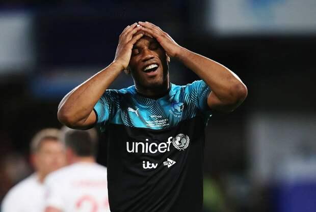 Дрогба эмоционально отреагировал на выход мужской и женской команд «Челси» в финал Лиги чемпионов
