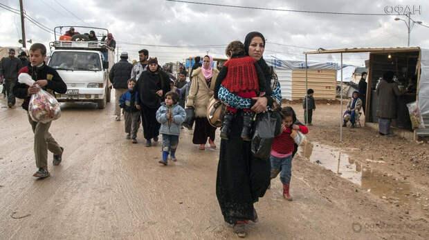 Политического конфликта в Сирии привел к черкесской репатриации