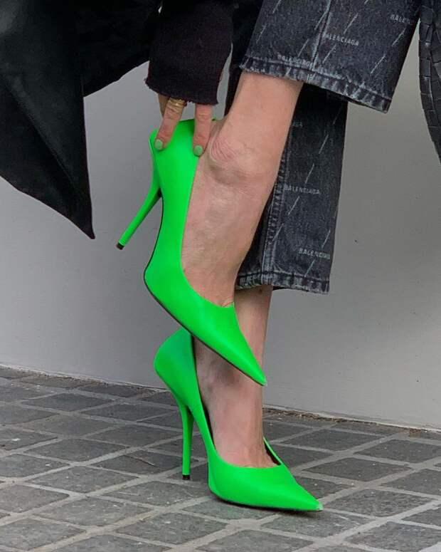 Лучшие туфли-лодочки из коллекций весна-лето 2021