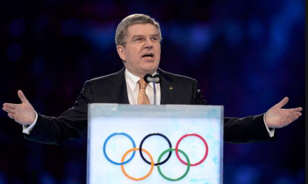 Томас Бах: Решение по спортсменам с положительными допинг-пробами примет CAS
