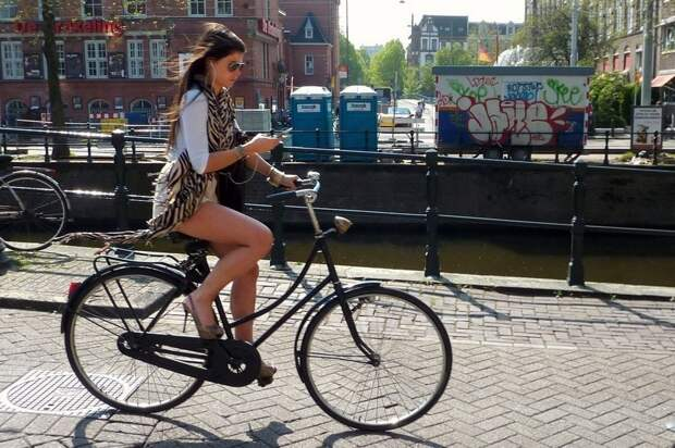 Вот почему велосипед - мой любимый вид транспорта!
