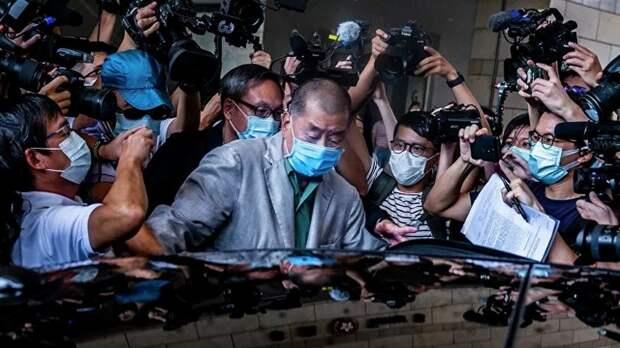 «Смотрящий» по Гонконгу от Вашингтона присел на нары