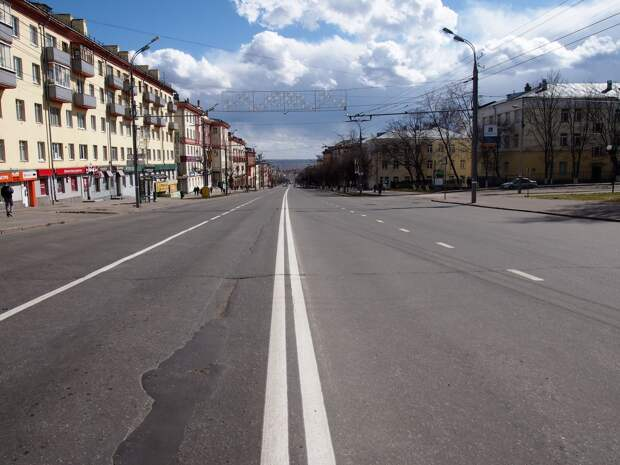 В Ижевске в выходные ограничат движение в центре города
