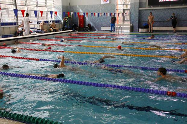 В Краснодаре соревнуются пловцы-паралимпийцы
