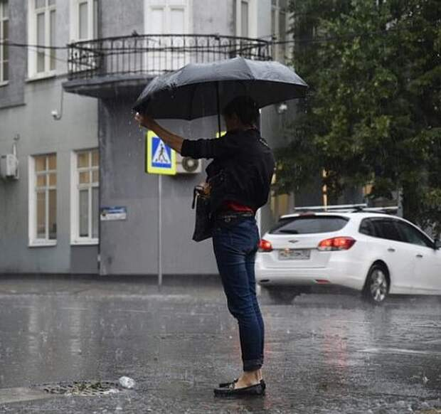 Стало известно, когда закончатся дожди на Кубани