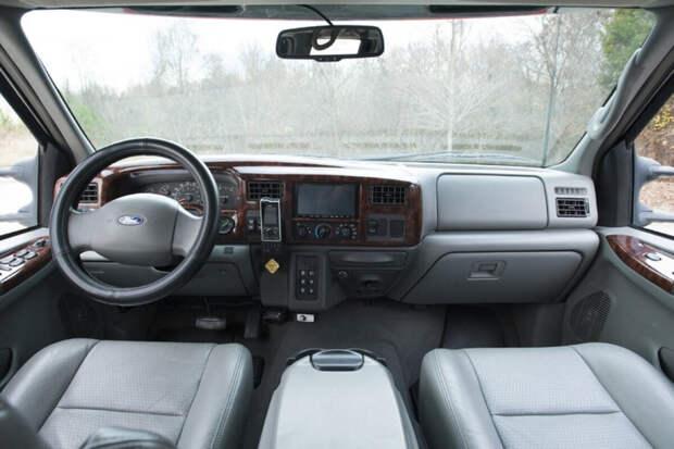 Ford F-650. Купили бы такой при возможности?