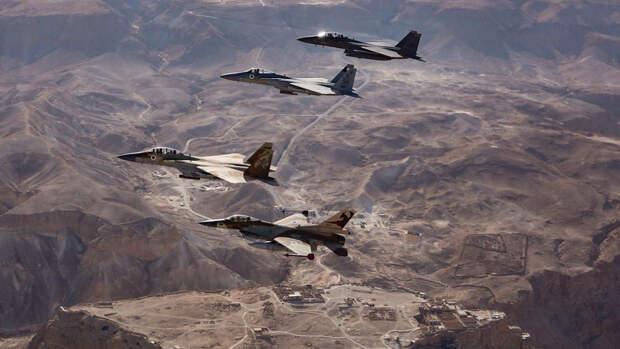 Высотный офисный центр в Газе уничтожен в результате ракетного удара ВВС Израиля