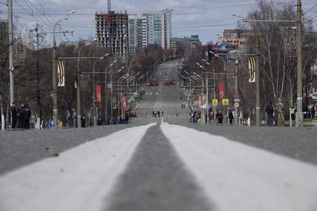 Движение на участке улицы Пушкинской в Ижевске закроют на несколько дней