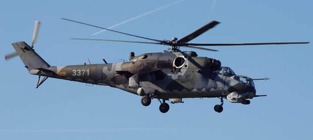 «Рособоронэкспорт» дает «второе дыхание» вертолету Ми-35П