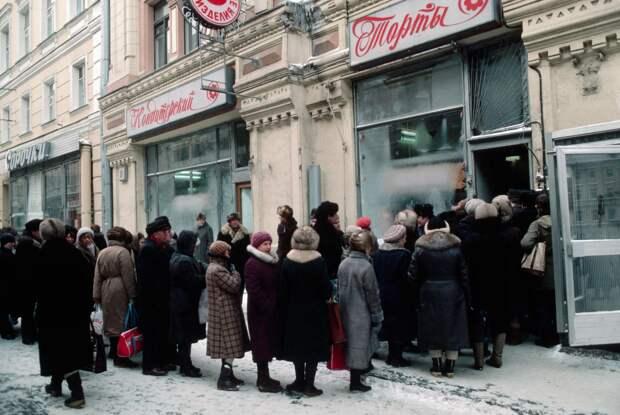 «Советская серость». Уличная мода в СССР.
