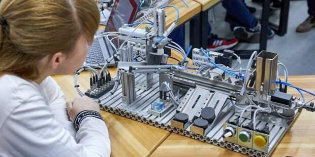 Сергунина: Детские технопарки Москвы подготовили программу на летние каникулы Фото: М. Денисов mos.ru
