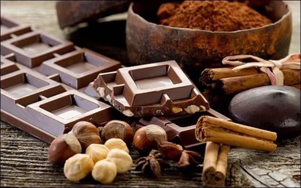 10 увлекательных фактов о шоколаде, которые впечатлят не только сладкоежек