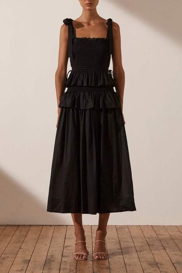 Eдинственное платье, в котором вы будете выглядеть шикарно