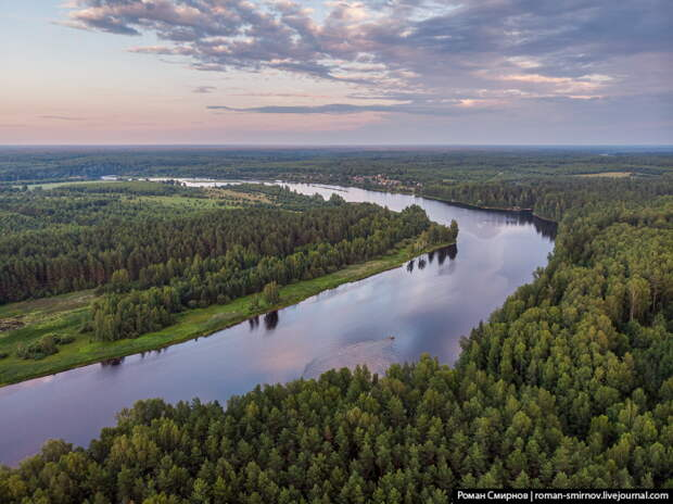Как нам прививали гуманизм и патриотизм на берегу реки