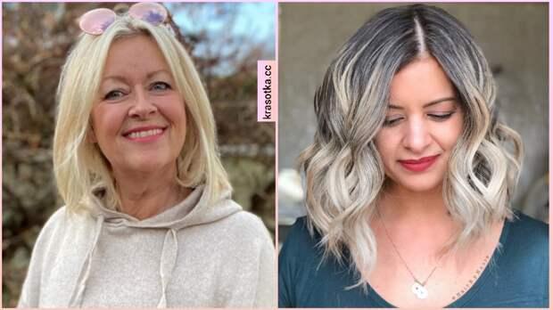 Стрижки после 60 лет на средние волосы 2021: советы от стилистов