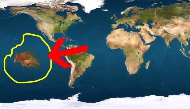 Мусорный континент в Тихом океане убьет человечество